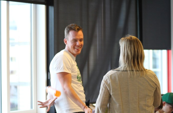 Startup Weekend Aalborg: I've built a company – what did you do last weekend?