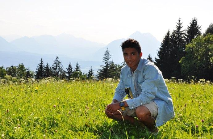 På vej med Daniel Najafi – Overvejelser om fremtiden
