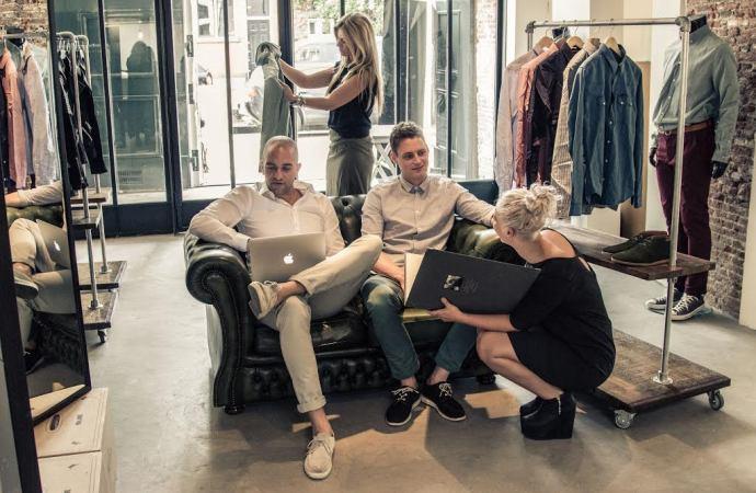 The Cloakroom elsker dansk arbejdskultur