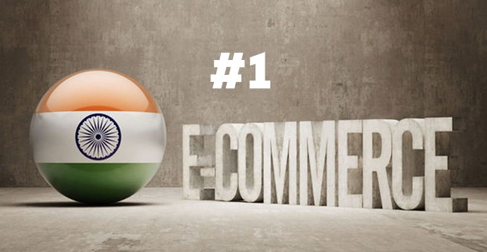 Indien buldrer frem som e-handels mekka – første del