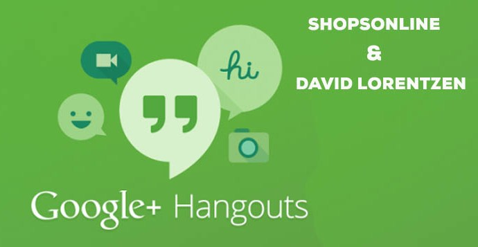 Video Hangout med David Lorentzen – Facebook annoncering for e-handlere