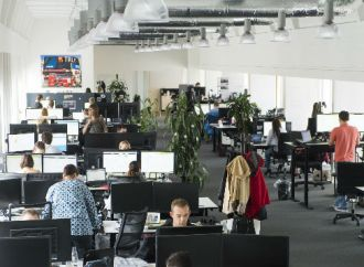 Trustpilot: Fra gaffatape i Aarhus til Big Business i hele verden