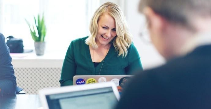 Kvindelig iværksætter: Man skal trives i kaos