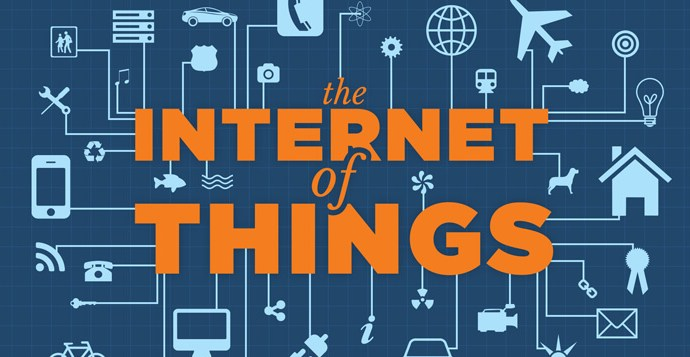 """Internet of Things: """"Rammerne er der – så kom i gang"""""""