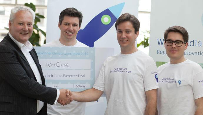 Deltag i ClimateLaunchpad – verdens største Cleantech konkurrence