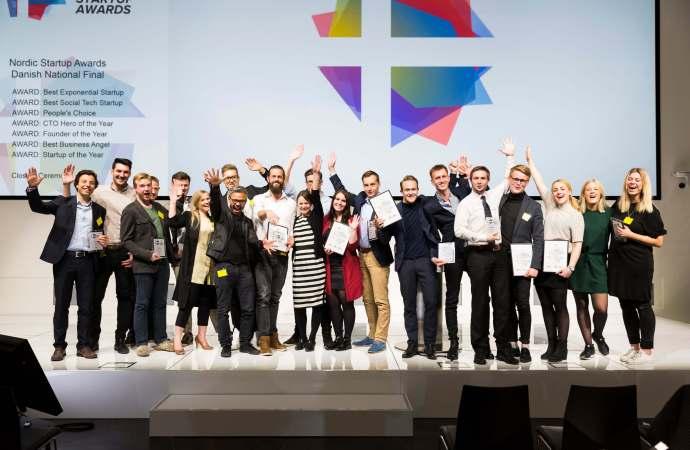 Nordic Startup Awards Denmark: Få stemningen