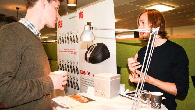 Scion DTU Snak mellem hardware virksomheder