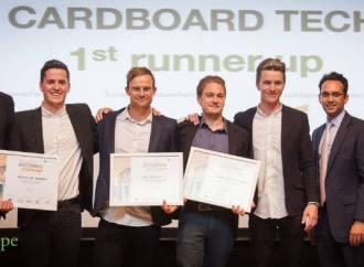 Danske iværksætterstuderende imponerede til European Enterprise Challenge 2016