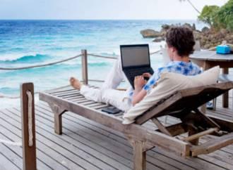 At tjekke arbejdsmail på ferien eller ej – det er spørgsmålet