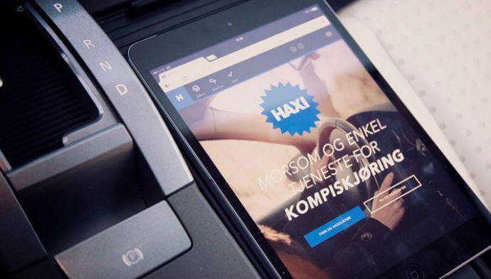 Haxi knuser taxa-monopol i Norge