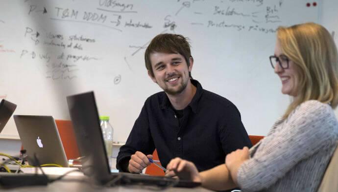 Aldrig har flere søgt ind på IT-Universitetet – og jobmulighederne er gode