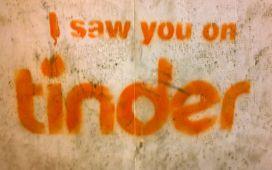 Tinder, e-handel, Jamie Brighton