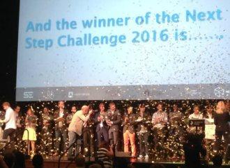Instamic vinder Next Step Challenge 2016