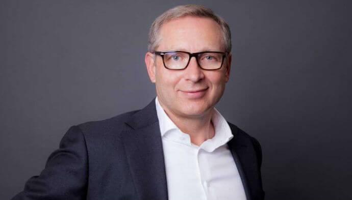 Universal Robots får ny international direktør
