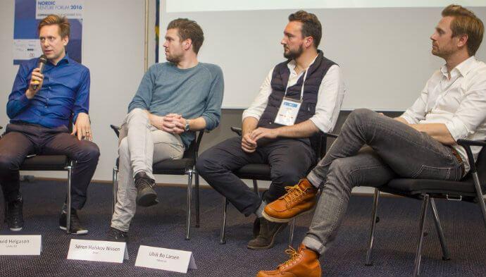 Nordic Venture Forum: Matchmaking for tech-startups og investorer