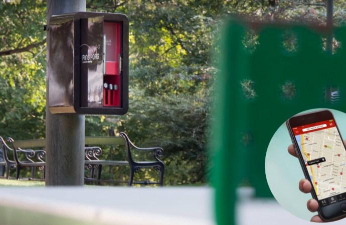Deleøkonomisk spin-off vil lade borgerne genindtage byens gader med teknologi