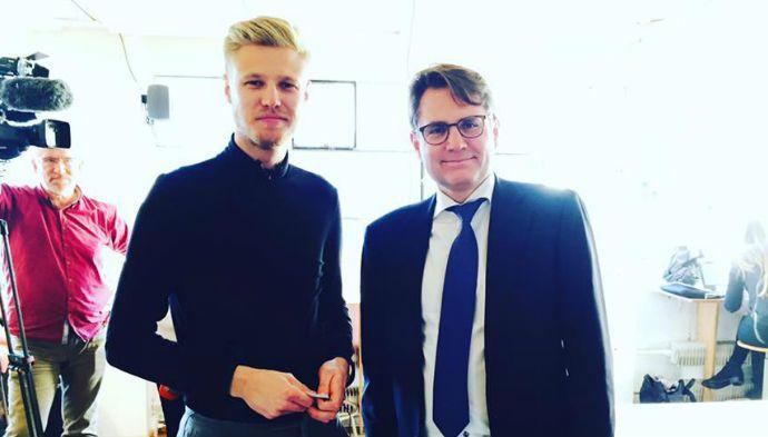 Deleøkonomien hyldes af minister og storby på platforms Danmarksturné