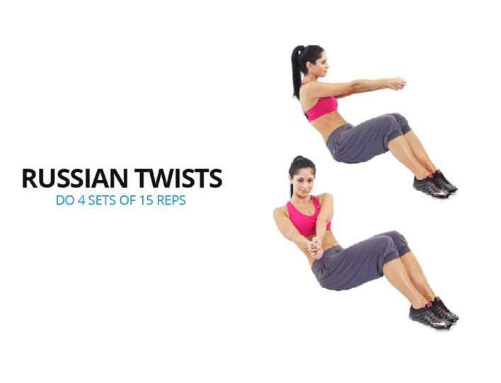 Russian Twists :