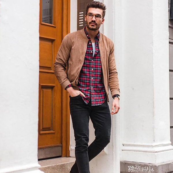 1 Casual Jackets That Must Be in Every Man's Wardrobe
