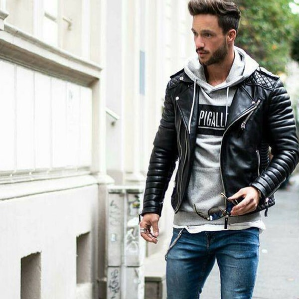 2 Casual Jackets That Must Be in Every Man's Wardrobe