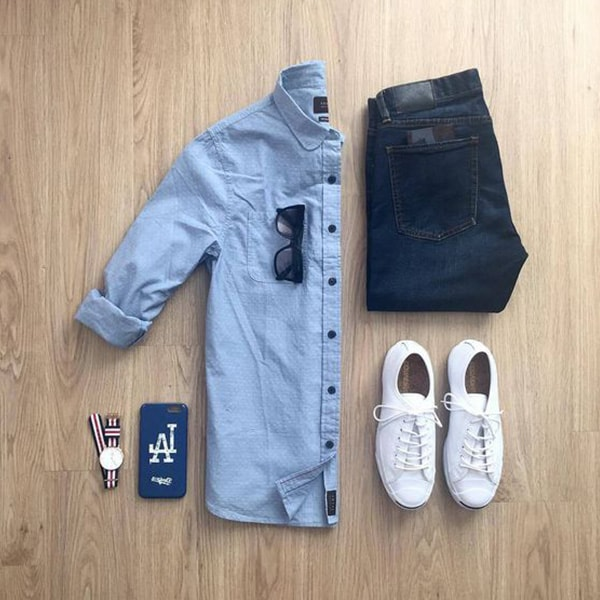 Looks For A Shirt That Suits Your Style 4-12