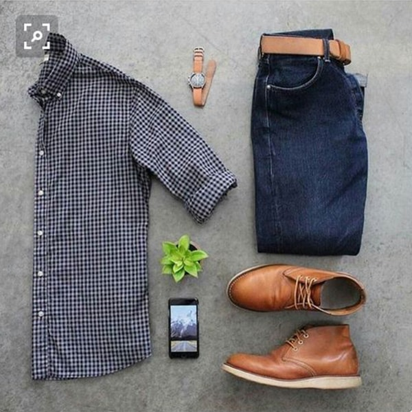 Looks For A Shirt That Suits Your Style 5-12