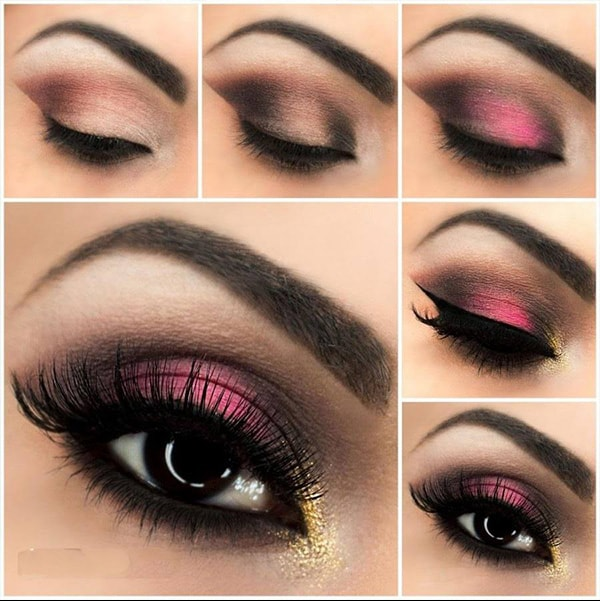 easiest eye makeup tutorials for busy ladies