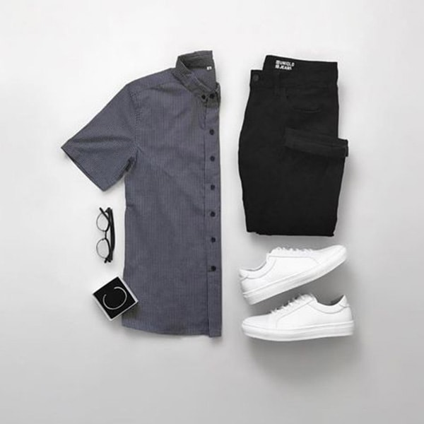 Top Black Outfits combination For Real Men 1