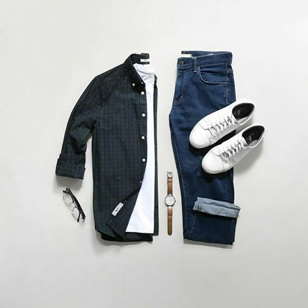 Top Black Outfits combination For Real Men 9