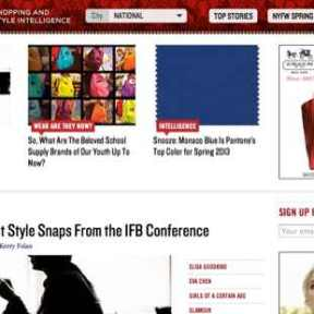 Trendsurvivor in top USA blog Racked