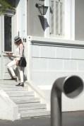 Street Style | Nina Papaioannou Androgynous TrendSurvivor