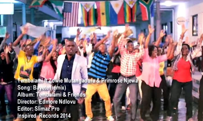 VIDEO: Tembalami - Bayete Ft. Zowie Mutangadura & Primrose Njewa
