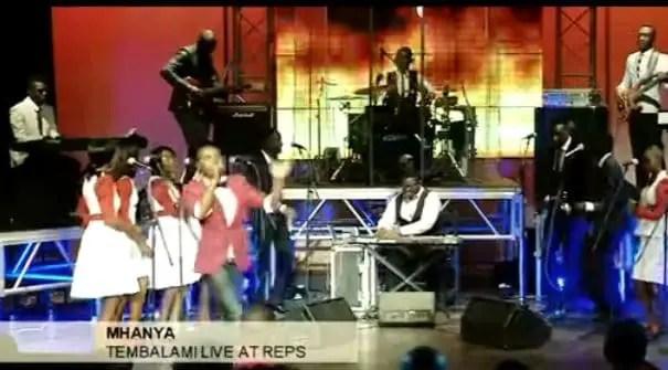 Tembalami - Mhanya (Official Live Reggae Version)