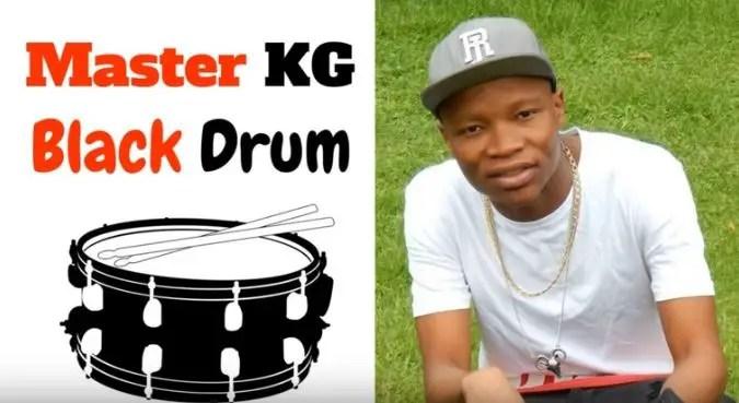 Master KG - Black Drum Mp3 Download