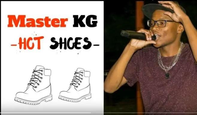 Master KG - Hot Shoes