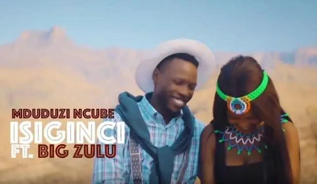Mduduzi Ncube - Isiginci