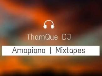 ThamQue DJ - Amapiano Live Mix 2021 S1 EP1