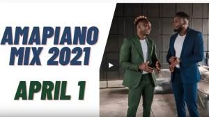 PS DJz – Amapiano Mix 2021, 1 April Download Mp3