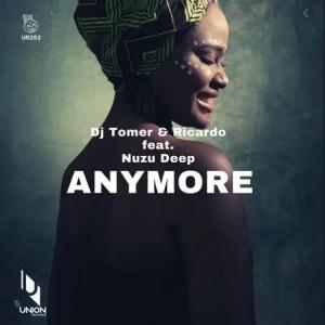 Dj Tomer & Ricardo Ft. Nuzu Deep – Anymore (Vertrauen Remix) Download Mp3