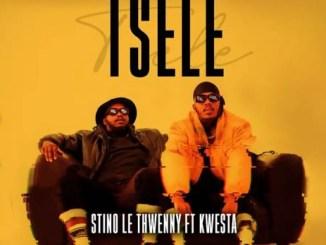 Stino Le Thwenny - Tsele ft Kwesta (Snippet)