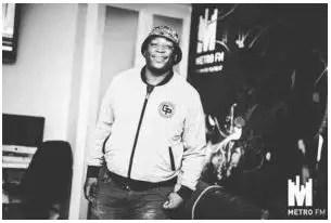 Bantu Elements – Metro FM Mix (25th-October)