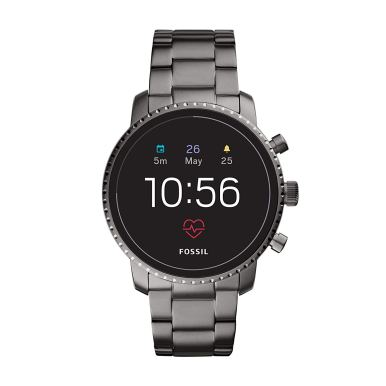Fossil Q Gen 4 Hr Men's Watch counted as one of the best smartwatches in India