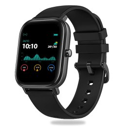budget smartwatch with built-in oximeter & BP monitor