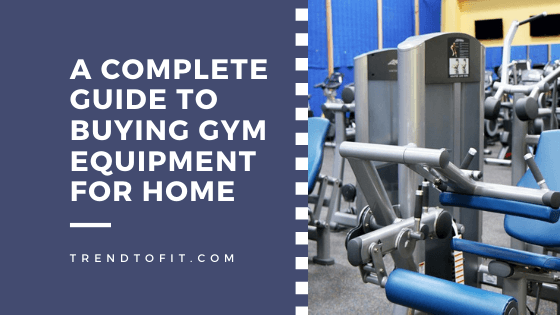Buy the best home gym equipment online in India