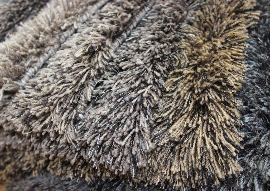 Hoogpolig tapijt