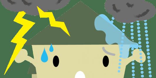 【台風・豪雨】水害から自分の家を守る