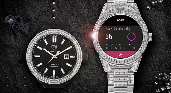Tag Heuer Connected Diamond