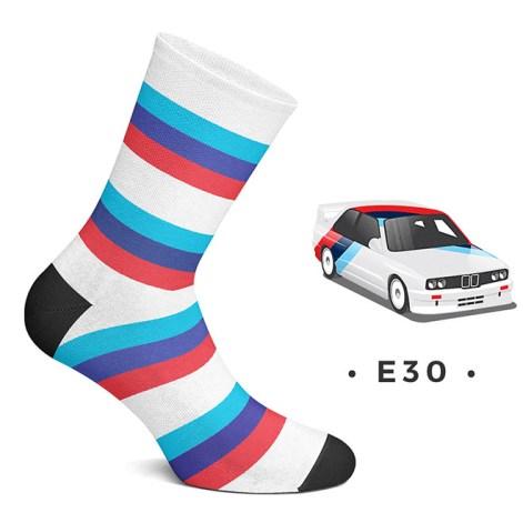 Heel Tread - BMW E30