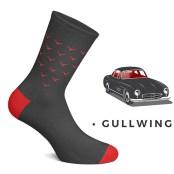 Heel Tread - Mercedes 300 SL Gullwing