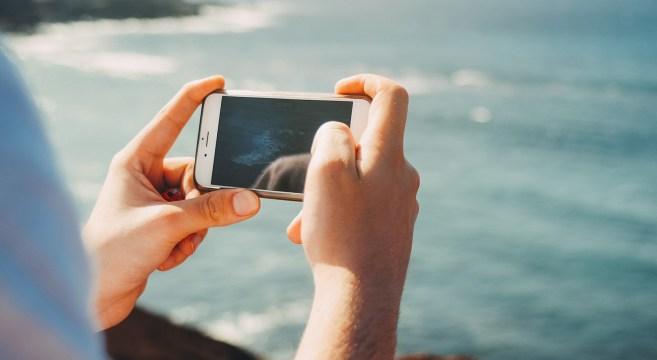 Smartphone Verão